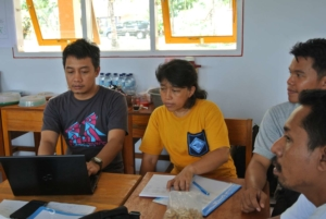 Training your team - Sulawesi - Birdlife - cocoa supply chain workshop